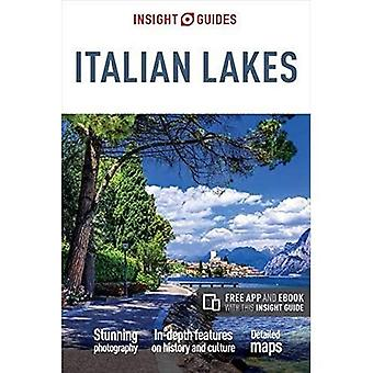 Insight Guides : Lacs italiens - Guides Insight