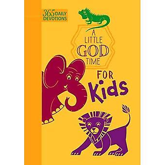 Een kleine God tijd Fot Kids: 365 dagelijkse devotionele