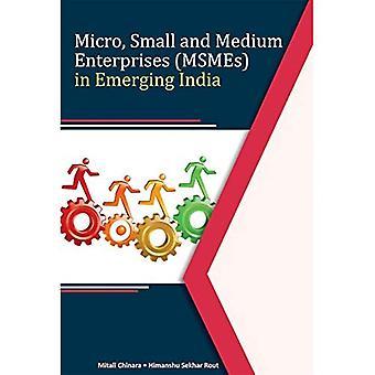 Mikro, små & medelstora företag (Regleringsbördorna) i framväxande Indien