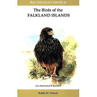 Die Vögel der Falkland-Inseln: eine kommentierte Checkliste (BOC-Checkliste-Serie)