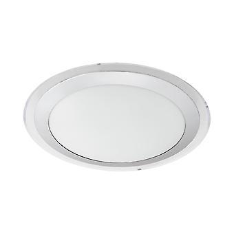 EGLO - Competa 1 LED vit rund tak ljus EG95677