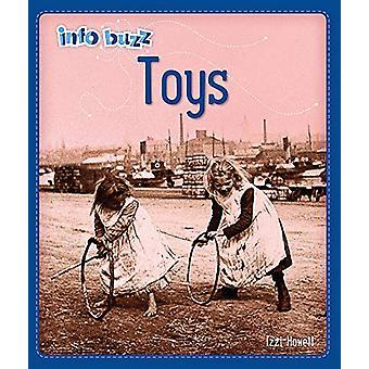 Info Buzz - History - Toys by Info Buzz - History - Toys - 9781445164762