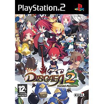 Disgaea 2 Mémoires maudites (PS2) - Usine scellée