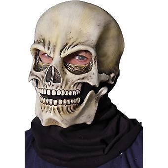Sock Skull Classic Latex Mask For Halloween