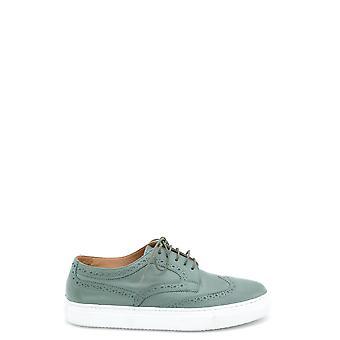 Fratelli Rossetti Ezbc052018 Men's Green Leather Sneakers