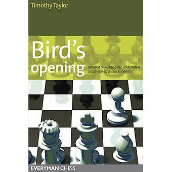 Birds Opening by Taylor & Timothy