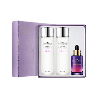 MISSHA Time Revolution Special Limit Edition Set: Night Repair Borabit Ampoule 50ml + The First Treatment Essence (I