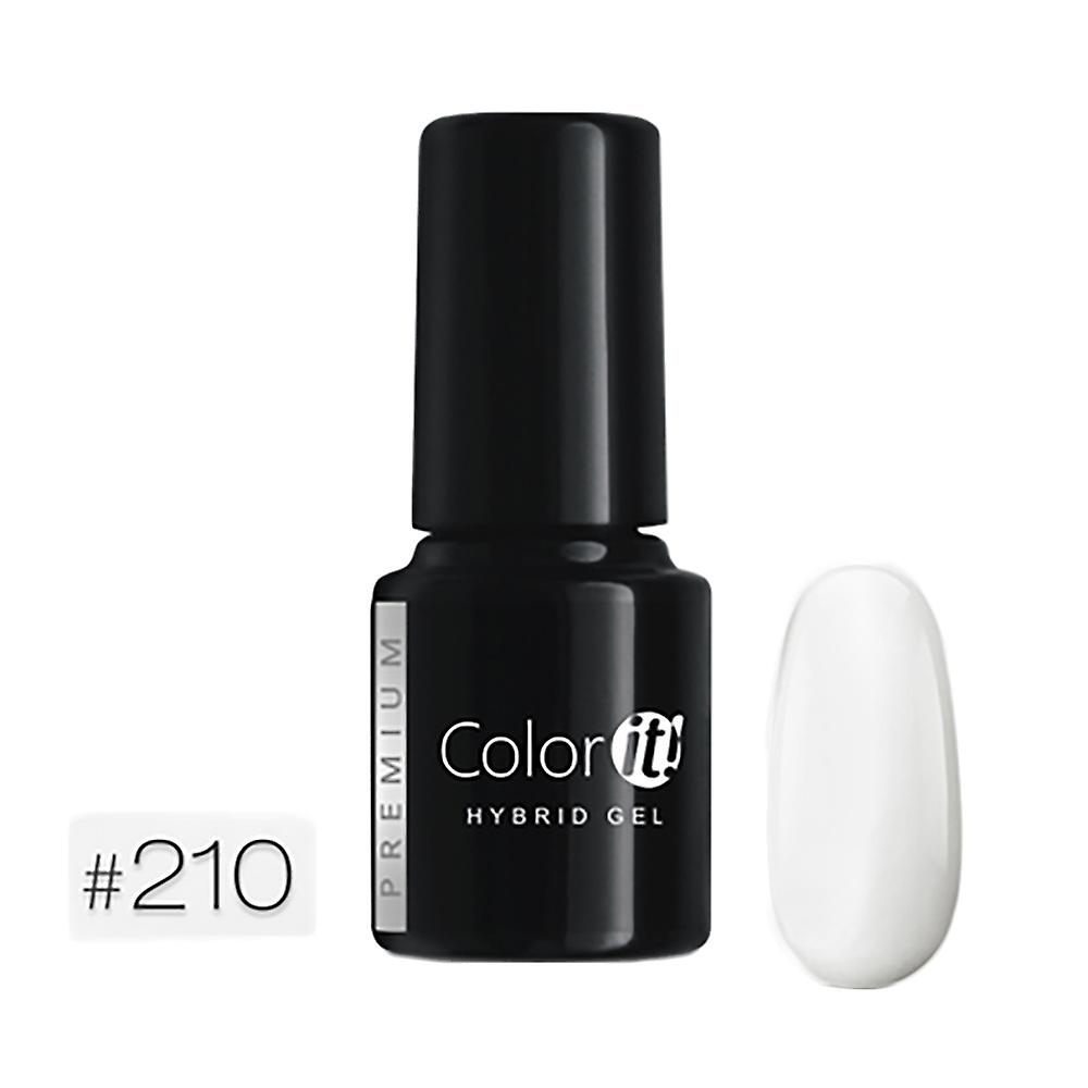 Gellack-Color IT-Premium-* 210 UV gel/LED