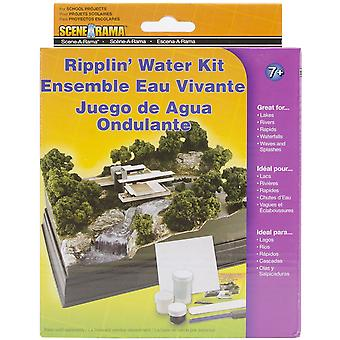 Diorama Kit-Ripplin' Water