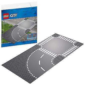 Lego City 60237 Zusatzkurve und Crossroad