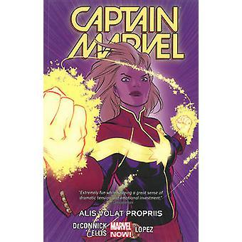 Captain Marvel Vol. 3 - Alis Volat Propriis Tpb - Volume 3 by David Lop