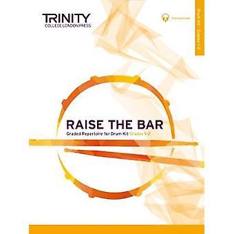 Raise the Bar Drum Kit (Grades 1-2) - 9780857360120 Book