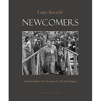 Newcomers - Book One by Michael Biggins - Lojze Kovacic - 978091467133