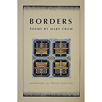 Borders by Mary Crow - 9780918526700 Book