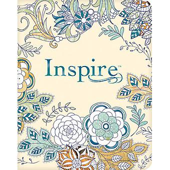 Inspire Bible-NLT - The Bible for Creative Journaling by Tyndale House