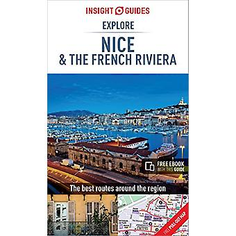 Insight Guides Explore Nice & French Riviera (Travel Guide with F