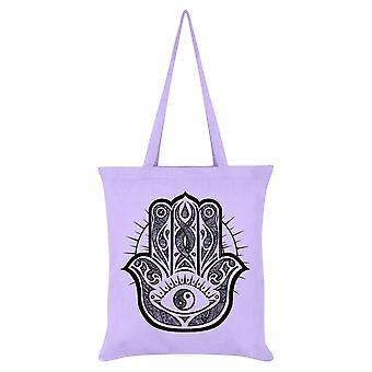 Oortodoxa kollektiva Hamsa hand Tote Bag