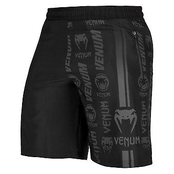 Venum Logo's training shorts zwart