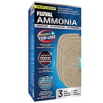 Fluval 306/307/306/307 Ammonia Remover Pads