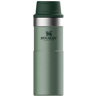 Stanley Green Classic Trigger Action Travel Mug 0.47L