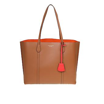 Tory Burch 53245905 Women's Brown Leather Tote