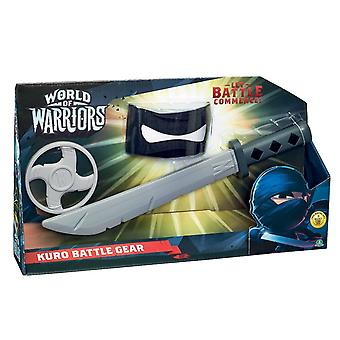 Wereld van Warriors strijd Gear-Kuro Battle Gear