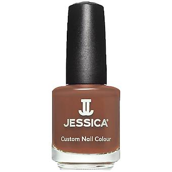 Jessica Autumn Romance 2018 Nail Polish Collection - Toasted Pecans (1176) 14.8ml