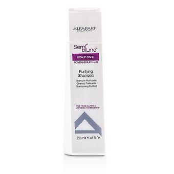AlfaParf Semi Di Lino головы уход Очищающий шампунь (для волос перхоти) 250 мл/8,45 oz