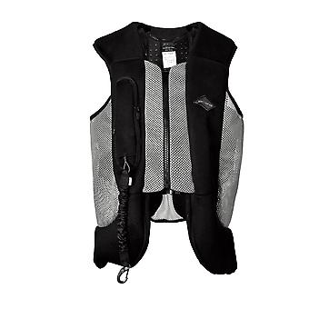 Airowear Ayrps Ladies Inflatable Airshell Airvest - Negro/plata