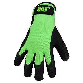 Caterpillar Unisex Latex Palmhandschuh