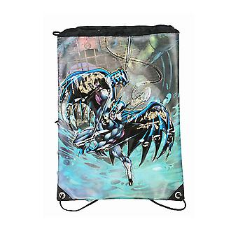 String Backpack - DC Comic - Batman - Fly - Cinch Bag New Boys p2cs02