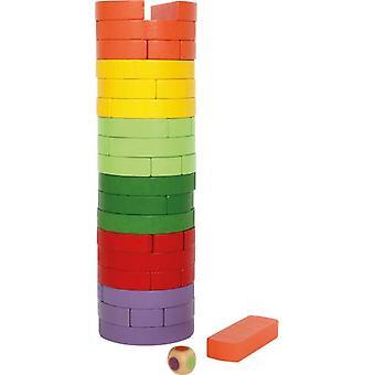 レグラーゆらゆらタワー ラウンド & 色 (赤ちゃんや子供のおもちゃ、ボードゲーム)