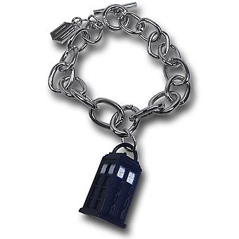 Doctor Who Tardis Bracelet