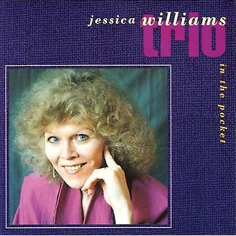 Jessica Williams Trio - In the Pocket [CD] USA import