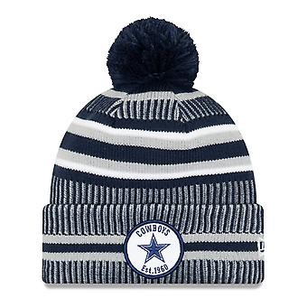 New Era Sideline Bommel Kids Youth Hat Dallas Cowboys