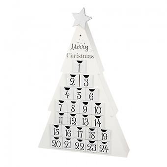 Heaven sender juletre advent kalender | Håndplukkede gaver
