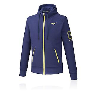 Mizuno Heritage zip hoodie-AW19