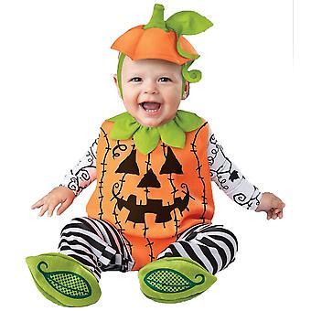 Cutie pumpa småbarn kostym
