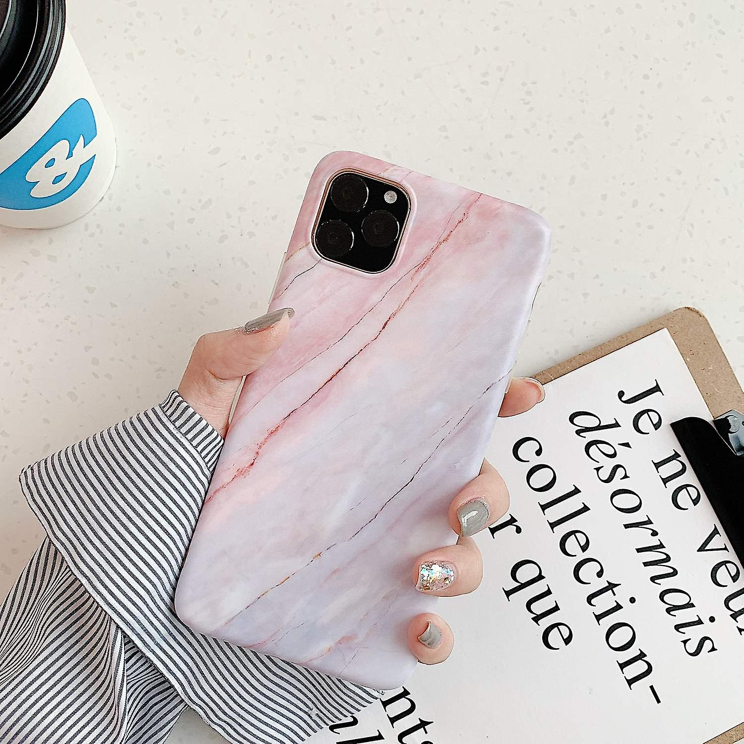 iPhone 11 |Soft Marble Case
