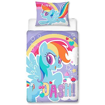 Il mio piccolo Pony Crush Junior Pannello Duvet Set