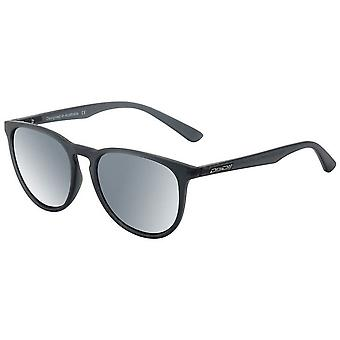 Dirty Dog Void Mirror Sunglasses - Black/Grey