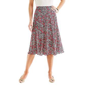 Dames Womens Plisse rok lengte 27 inch