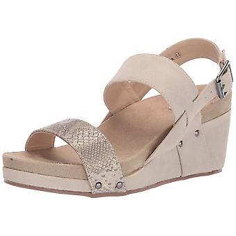 Pas évalué Womens Revy Open Toe Casual Slingback Sandals