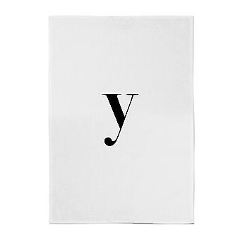 Y Cotton Tea Towel