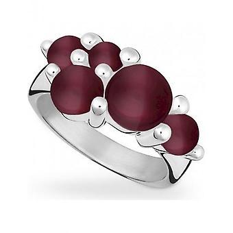 QUINN - Ring - Damen - Silber 925 - Weite 56 - 021256663