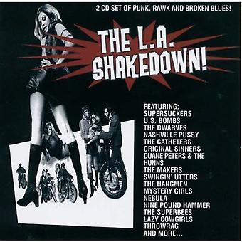 2003 La Shakedown - 2003 La Shakedown [CD] USA import