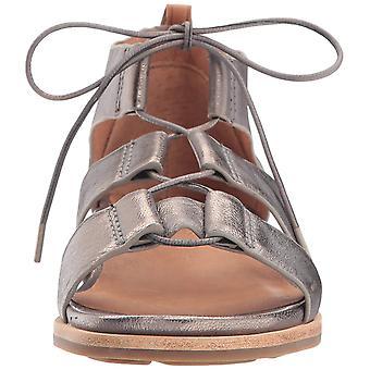 Gentle Souls Women's Fina Lace-up Flat Sandal