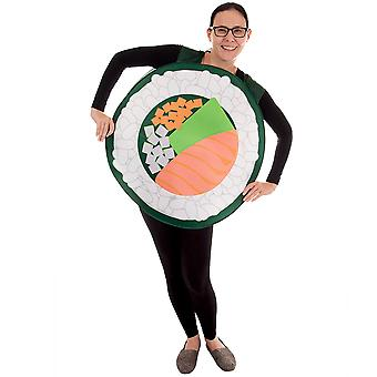 Salmon Sushi Roll Costume