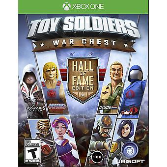 Speelgoed soldaten Hall of Fame War Chest Xbox One-Game