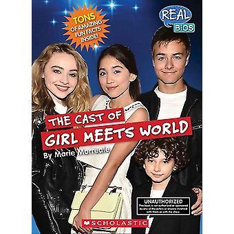 Skådespelarna i Girl Meets World av Marie Morreale